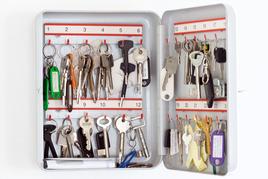 Cassette portachiavi e di sicurezza