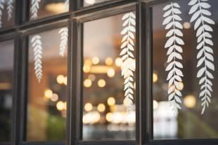 Decorazioni per finestre